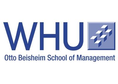 WHU – Otto Beisheim School of Management (2015 – 2017)